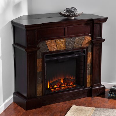 Fire Sense Vernon 120 Square Foot Electric Fireplace Stove Reviews Wayfair