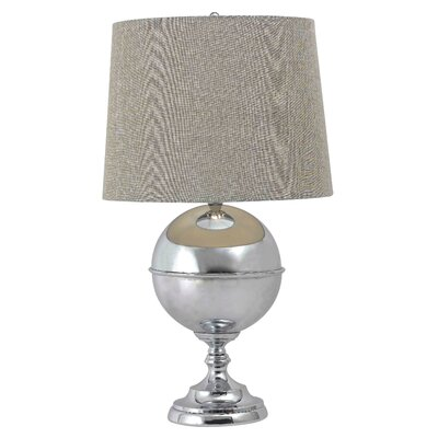 "Wildon Home ® Atlas 29.5"" H Table Lamp with Empire Shade"