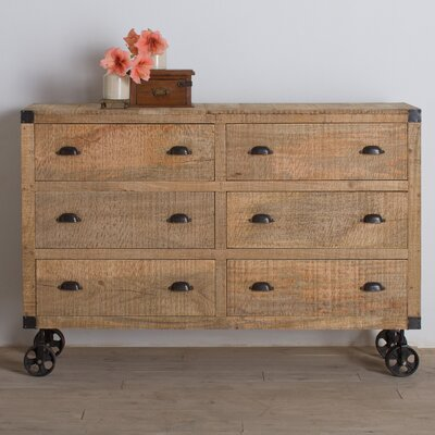 6 Drawer Dresser by Wildon Home ®