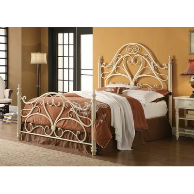 Wildon Home ® Arched Queen Headboard and Footboard