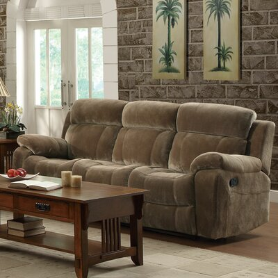 Victor Motion Reclining Sofa by Wildon Home ®