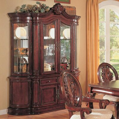 Nottingham China Cabinet by Wildon Home ®