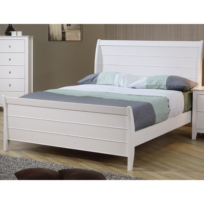 Twin Lakes Sleigh Bed by Wildon Home ®