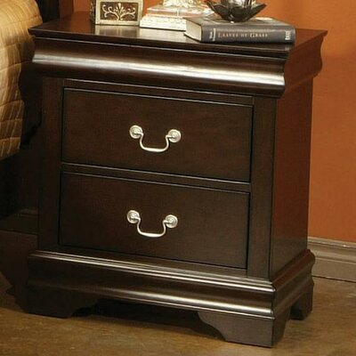 Litchfield Park 2 Drawer Nightstand by Wildon Home ®