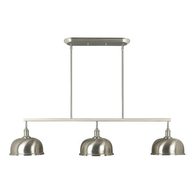 Alice 3 Light Kitchen Island Pendant Product Photo
