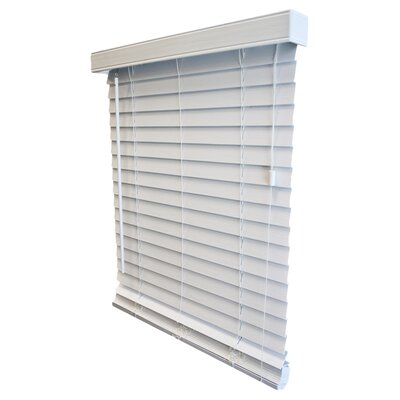 Wildon Home 174 Faux Wood Venetian Blind Amp Reviews Wayfair