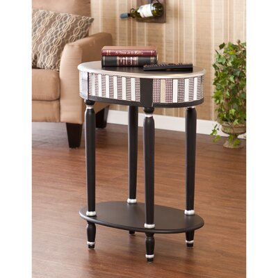 Woburn Oval End Table by Wildon Home ®
