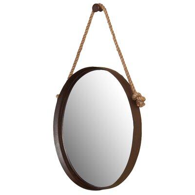 Wildon Home ® Bolivar Decorative Wall Mirror