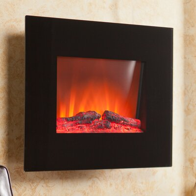 Becker Wall Mount Electric Fireplace by Wildon Home ®