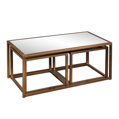 Marseille 3 Piece Nesting Coffee Table Set by Wildon Home ®