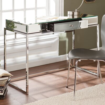 Kyla 1 Drawer Writing Desk by Wildon Home ®