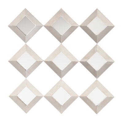 Hutton Decorative Wall Mirror by Wildon Home ®