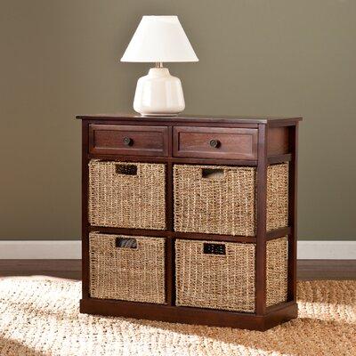 Khoury 2 Drawer Storage Chest by Wildon Home ®