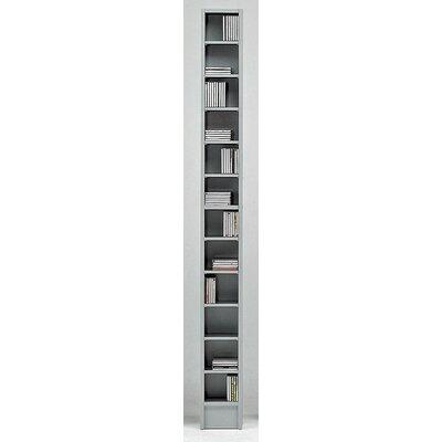 Wildon Home ® CD Multimedia 12-Shelf Storage Rack