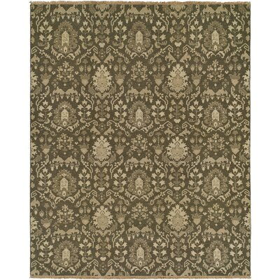 Wildon Home ® Natural Undyed Light Brown Area Rug