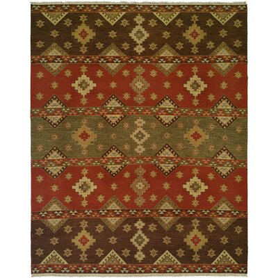 Earth Tones Area Rug by Wildon Home ®