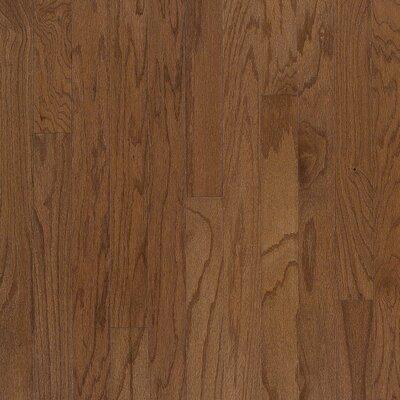 "Wildon Home ® 3"" Engineered Red Oak Hardwood Flooring in Bark"