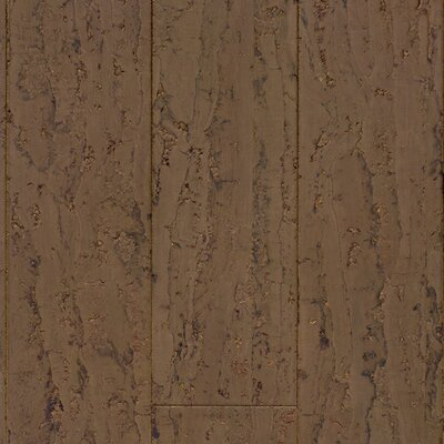 "Wildon Home ® 4-1/8"" Engineered Cork Hardwood Flooring in Allegro Casca"