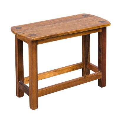 Small Wood Stand Garden Home Furniture Bench Stool Vanity