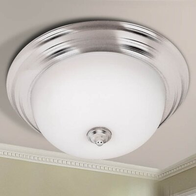 Wildon Home ® Laurel Flush Mount