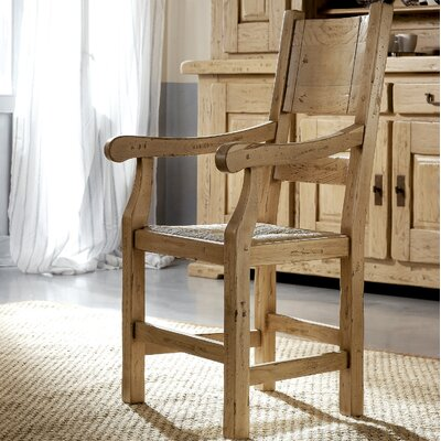 French Provence Arm Chair by Wildon Home ®