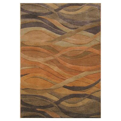 Benazir Hand-Tufted Area Rug by Wildon Home ®