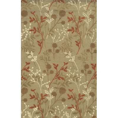 Agnethe Hand-Tufted Beige Area Rug by Wildon Home ®