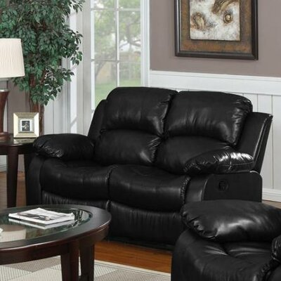 Wildon Home CST35646 Double Reclining Loveseat