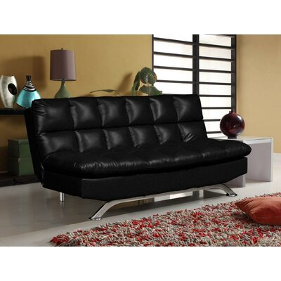 Stuffed Pillow Top Convertible Sofa by Wildon Home ®