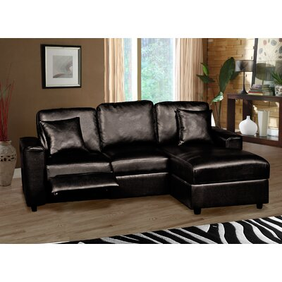 Reclining Sectional by Wildon Home ®