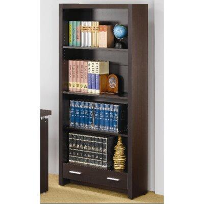 "Wildon Home ® Bicknell 73.38"" Standard Bookcase"
