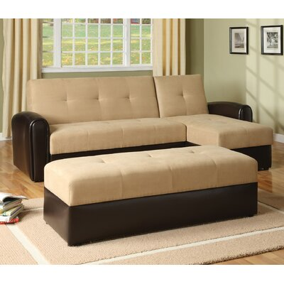 Wildon Home ® Logan Right Hand Facing Sectional
