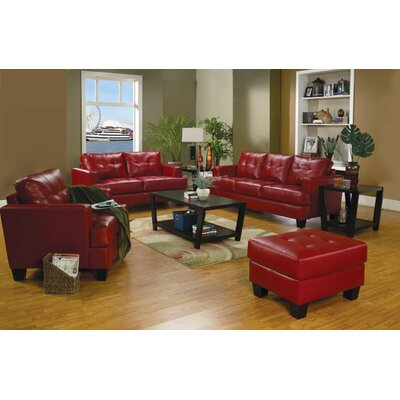 Wildon Home Comet Tufted Living Room Collection
