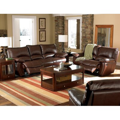 Wildon Home ® Red Bluff Dual Reclining Living Room Collection
