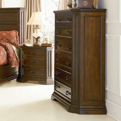 Wildon Home ® Moscow 6 Drawer Chest