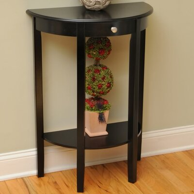 Bay Shore Half Moon Console Table by Wildon Home ®