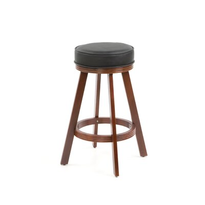 "Wildon Home ® Casino 29"" Bar Stool with Cushion"