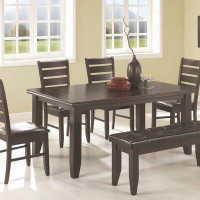 Wildon Home ® Corrigan 6 Piece Dining Set