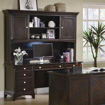"Wildon Home ® Evant 76"" Barrister Bookcase"