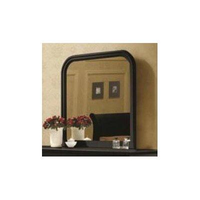 Wildon Home ® Carbon Rectangular Dresser Mirror