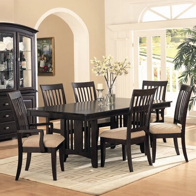 Sunset 7 Piece Dining Set by Wildon Home ®