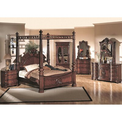 Corina King Panel Customizable Bedroom Set by Wildon Home ®