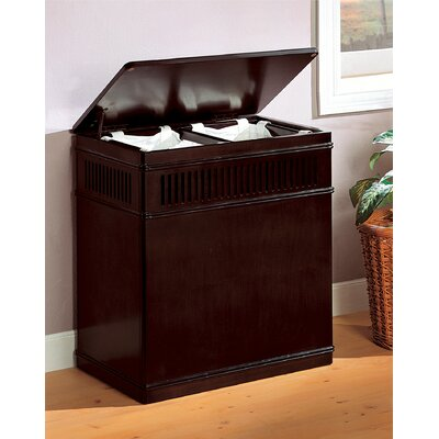 Wildon Home ® Taylor Wooden Laundry Basket