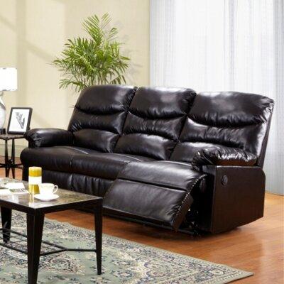 Wildon Home CST15258 Geneva Reclining Sofa