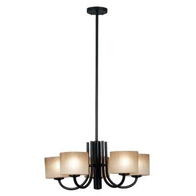 Elliot 5 Light Convertible Chandelier by Wildon Home ®