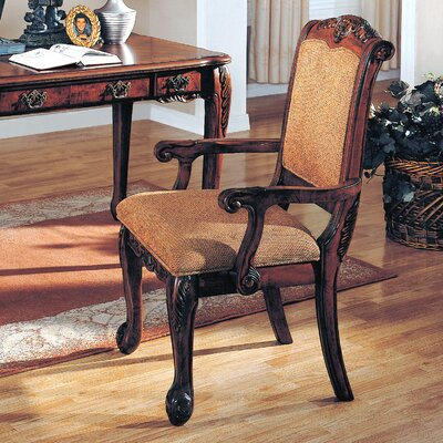 Agatha Mid-Back Office Chair with Arms by Wildon Home ®