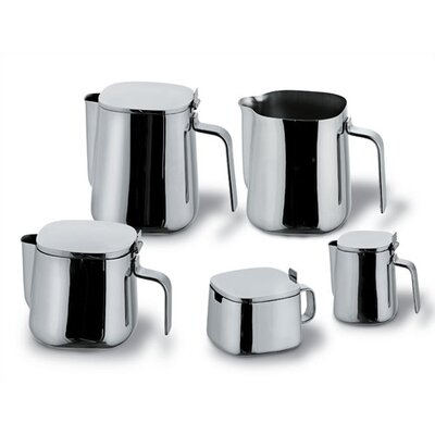 Alessi Kristiina Lassus 5 Piece Coffee and Tea Server Set