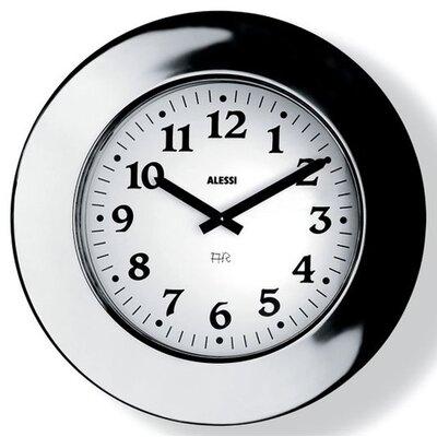 """Alessi Aldo Rossi 16"""" Momento Wall Clock"""