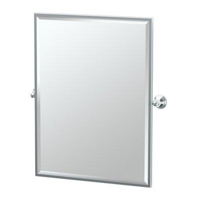 Gatco Charlotte Framed Rectangle Mirror