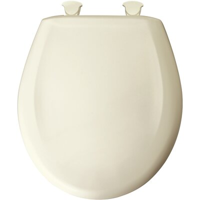 Bemis Solid Plastic Elongated Toilet Seat